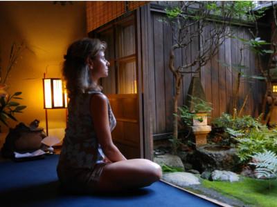 Véronique Girard en Méditation
